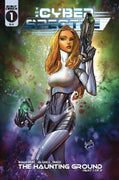 Cyber Spectre #1 - Cover D