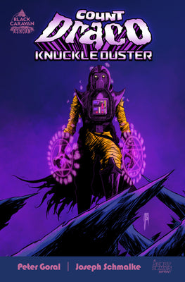 Count Draco Knuckleduster - Ashcan Preview