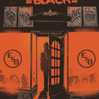 Electric Black #1 - DIGITAL COPY