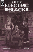 Electric Black #1 - Retailer Incentive Cover
