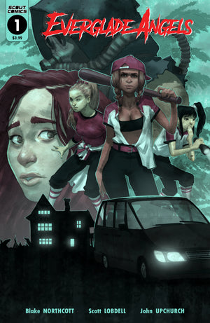 Everglade Angels #1 - DIGITAL COPY