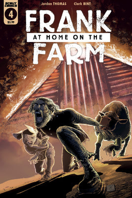 Frank At Home On The Farm #4 - DIGITAL COPY