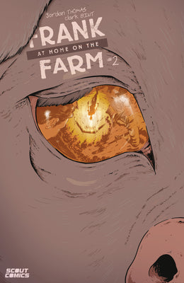 Frank At Home On The Farm #2 - Webstore Exclusive Cover