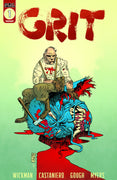 Grit #1 - Webstore Exclusive Cover