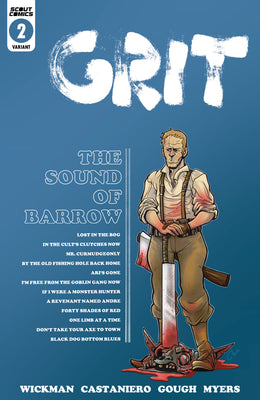 Grit #2 - Webstore Exclusive Cover