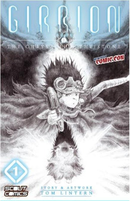 Girrion #1 - NYCC Exclusive Cover