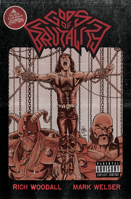Gods Of Brutality - Mix Tape - Ashcan Preview