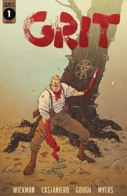 Grit #1 - DIGITAL COPY