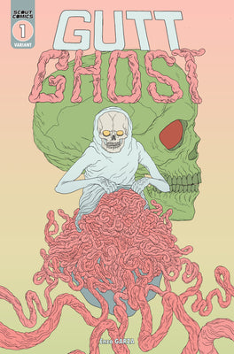 Gutt Ghost #1 - Secret Skull Variant