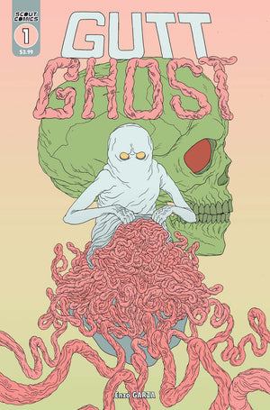 Gutt Ghost #1 - DIGITAL COPY