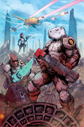 Galactic Rodents Of Mayhem (GROM) #1 - Webstore Exclusive Cover