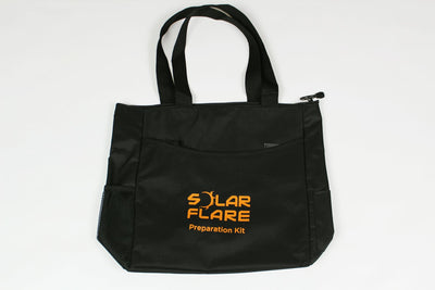 Solar Flare - Medium Sized Tote Bag