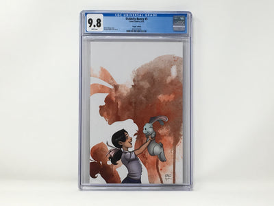 CGC Graded - Stabbity Bunny #5 - Webstore Exclusive Cover - 9.8