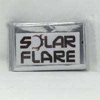 Solar Flare - Survival Blanket and Sticker