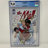 CGC Graded - The Mall #6 - 9.8