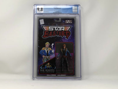 CGC Graded - Star Bastard #1 - Webstore Exclusive Cover - 9.8