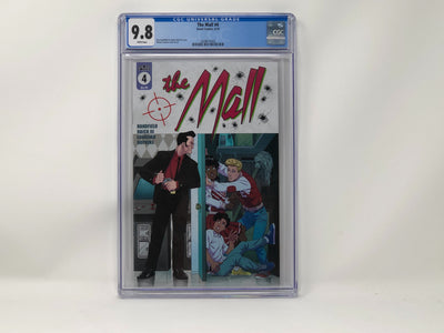 CGC Graded - The Mall #4 - 9.8