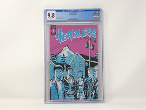 CGC Graded - Headless #1 - 9.8