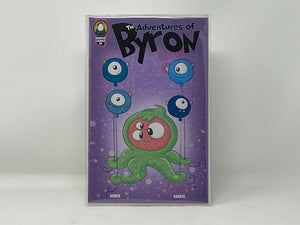 Adventures of Bryon #1 - Self Published - Katie Cook Variant Cover