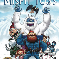 The Island of Misfit Toys - Trade Paperback