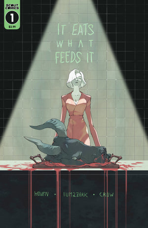 It Eats What Feeds It #1 - 3rd Printing