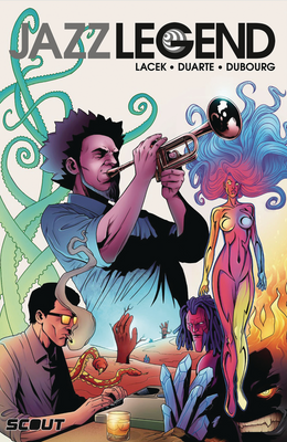 Jazz Legend - Trade Paperback - DIGITAL COPY