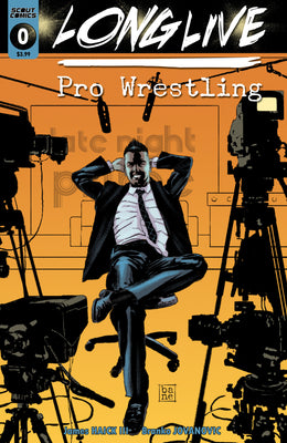 Long Live Pro Wrestling #0 - DIGITAL COPY