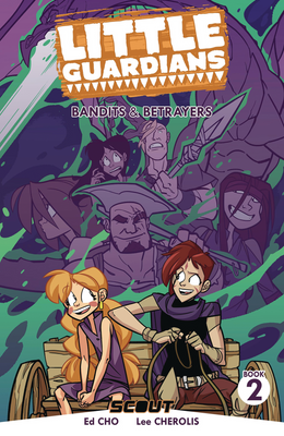 Little Guardians Volume 2 - Trade Paperback - DIGITAL COPY