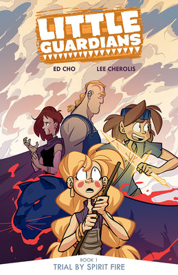 Little Guardians Volume 1 - Trade Paperback