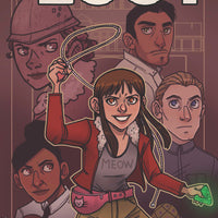 Loot - Ashcan Preview