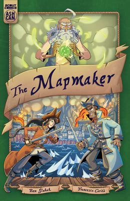 The Mapmaker - Ashcan Preview