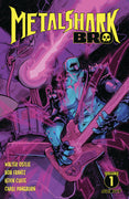 Metalshark Bro - Volume One Remastered - Trade Paperback - DIGITAL COPY