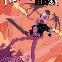 Metalshark Bro - Trade Paperback