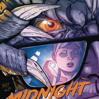 Midnight Sky #1 - Retailer Incentive Cover