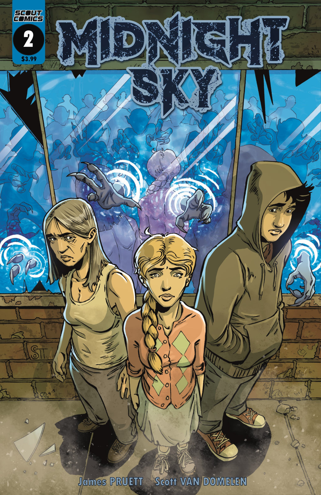 Midnight Sky #2 - Cover A
