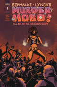Murder Hobo All Inn At The Dragon's Shaft #1 - Retailer Incentive Cover