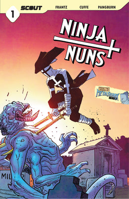 Ninja Nuns #1 - DIGITAL COPY