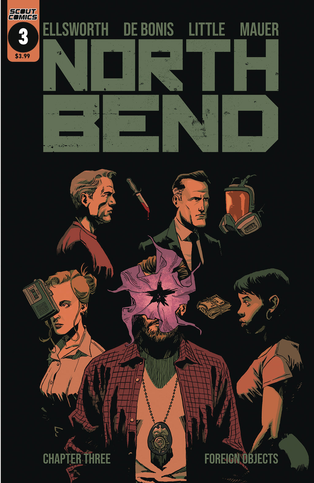North Bend #3 - Direct Retail Edition