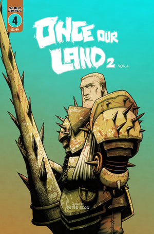 Once Our Land Book Two #4 - DIGITAL COPY