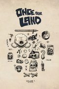Once Our Land #1 - 2nd Print