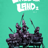 Once Our Land Book Two #3 - DIGITAL COPY