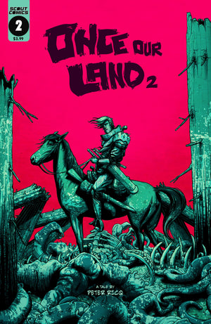 Once Our Land Book Two #2 - DIGITAL COPY