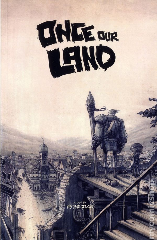 Once Our Land - Trade Paperback
