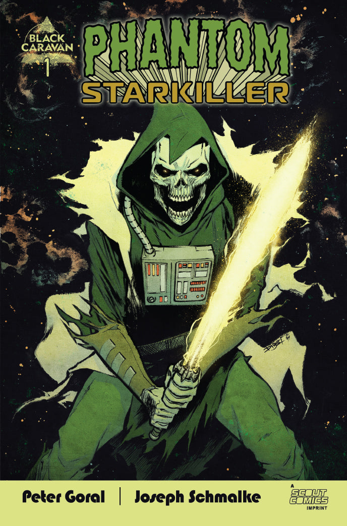 Phantom Starkiller #1 - Webstore Exclusive Cover