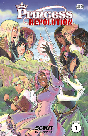 Princess Revolution - Trade Paperback