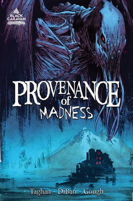 Provenance Of Madness - Trade Paperback - Cover B