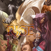 Rise #1 - DIGITAL COPY