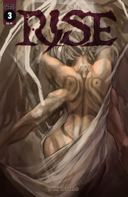 Rise #3 - DIGITAL COPY