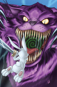 Stabbity Ever After Wonderland #1 - Cheshire Cat Virgin Variant Cover