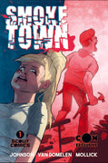 Smoketown #1 - Webstore Exclusive Cover